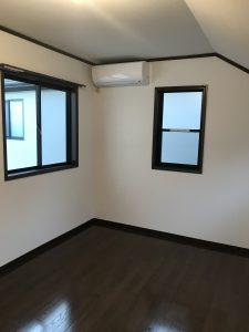 桜丘戸建て2階主寝室